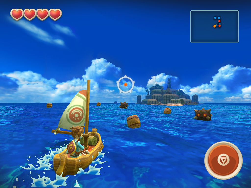 Oceanhorn for iOS