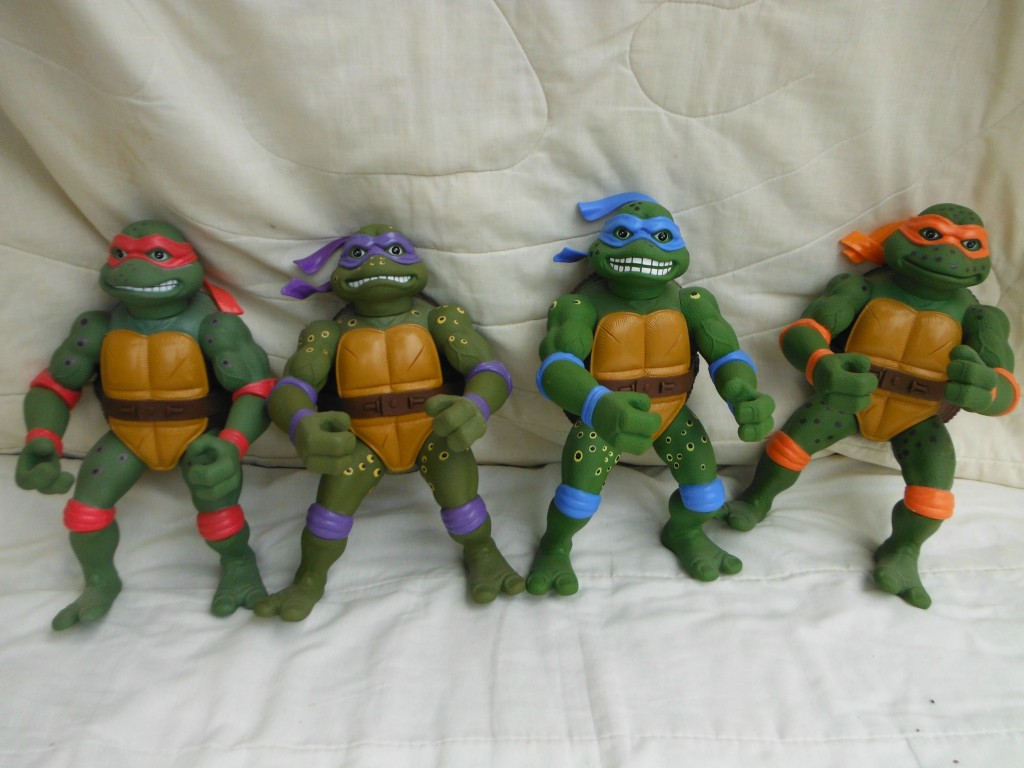 Teenage-mutant-ninja-turtles-figures