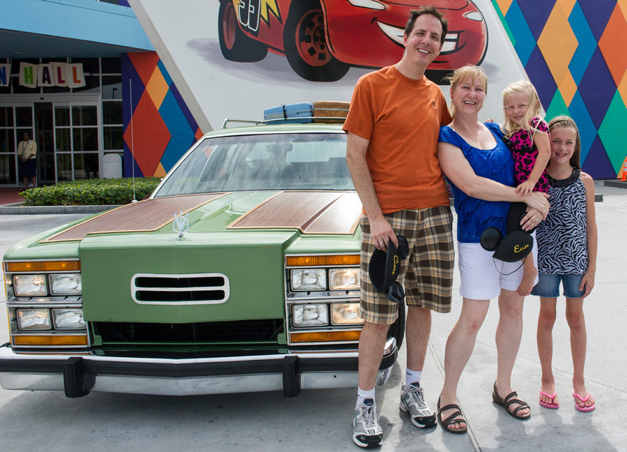 Real Life National Lampoon's Vacation Griswolds