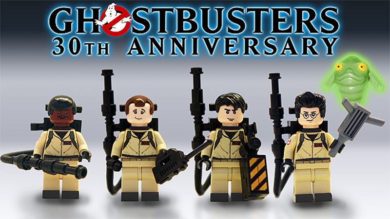 LEGO Ghostbusters 30th Anniversary Lego Movie
