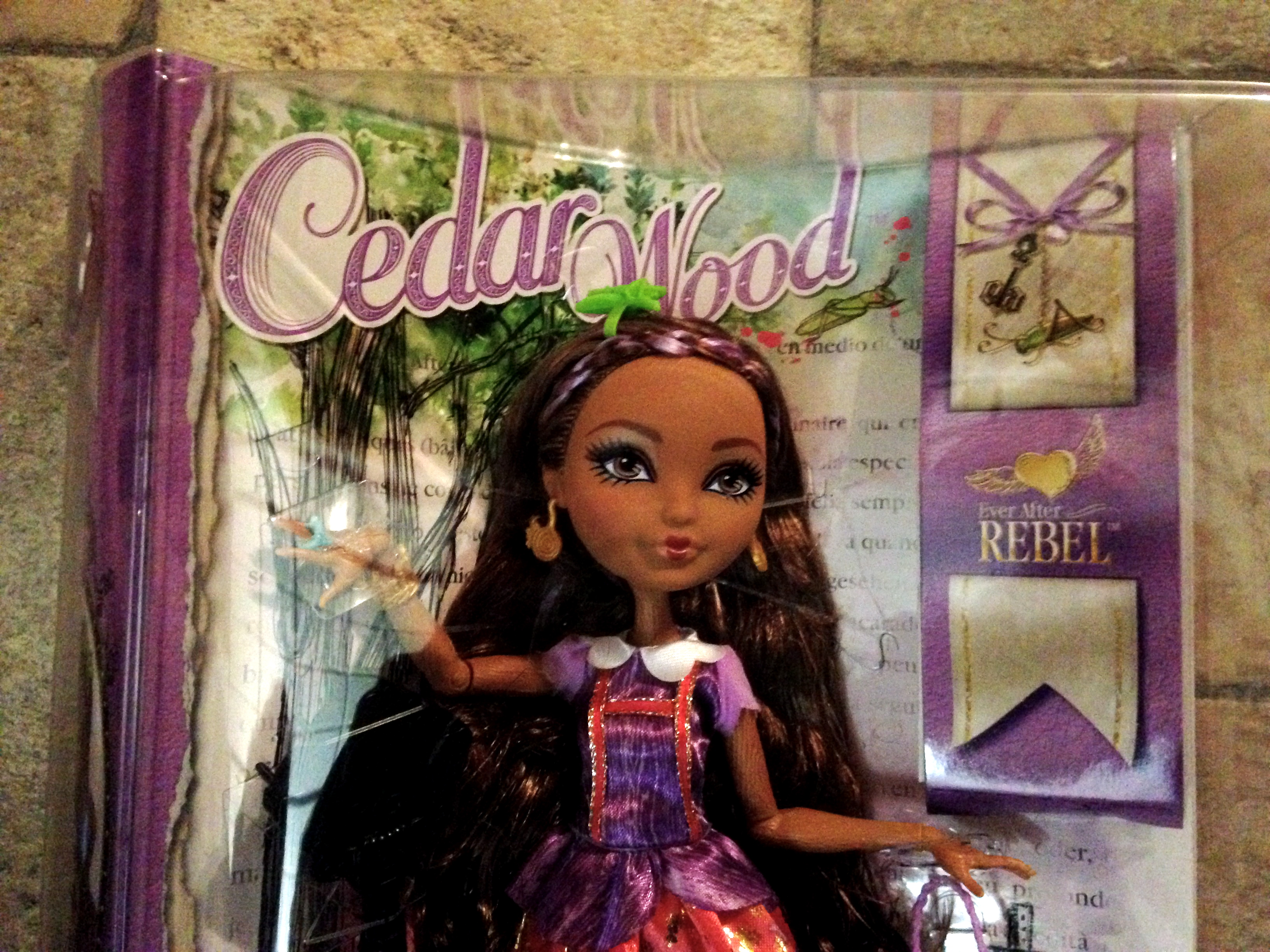 Cedar Wood - Ever After High