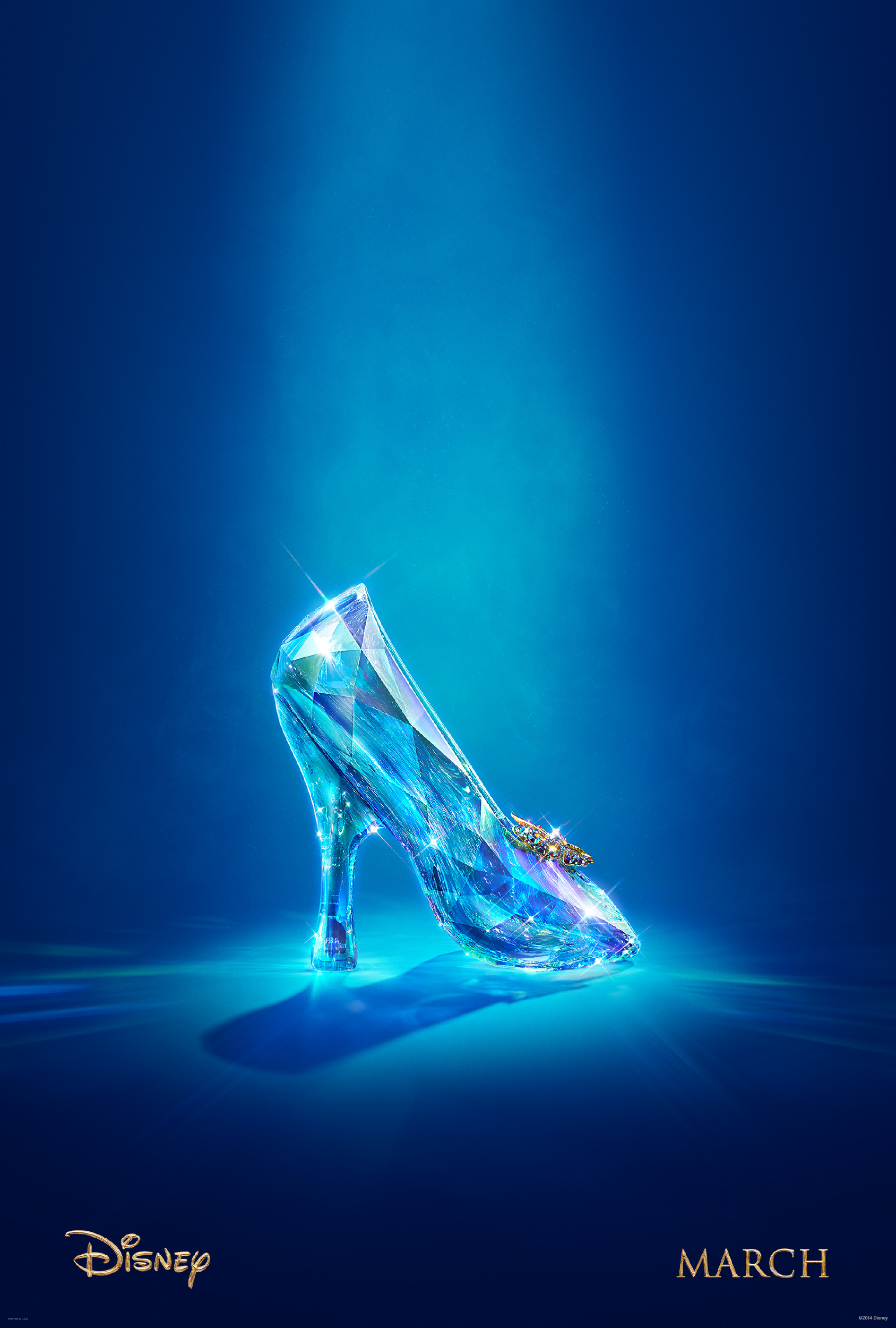 Cinderella Disney Live-Action 2015 Movie