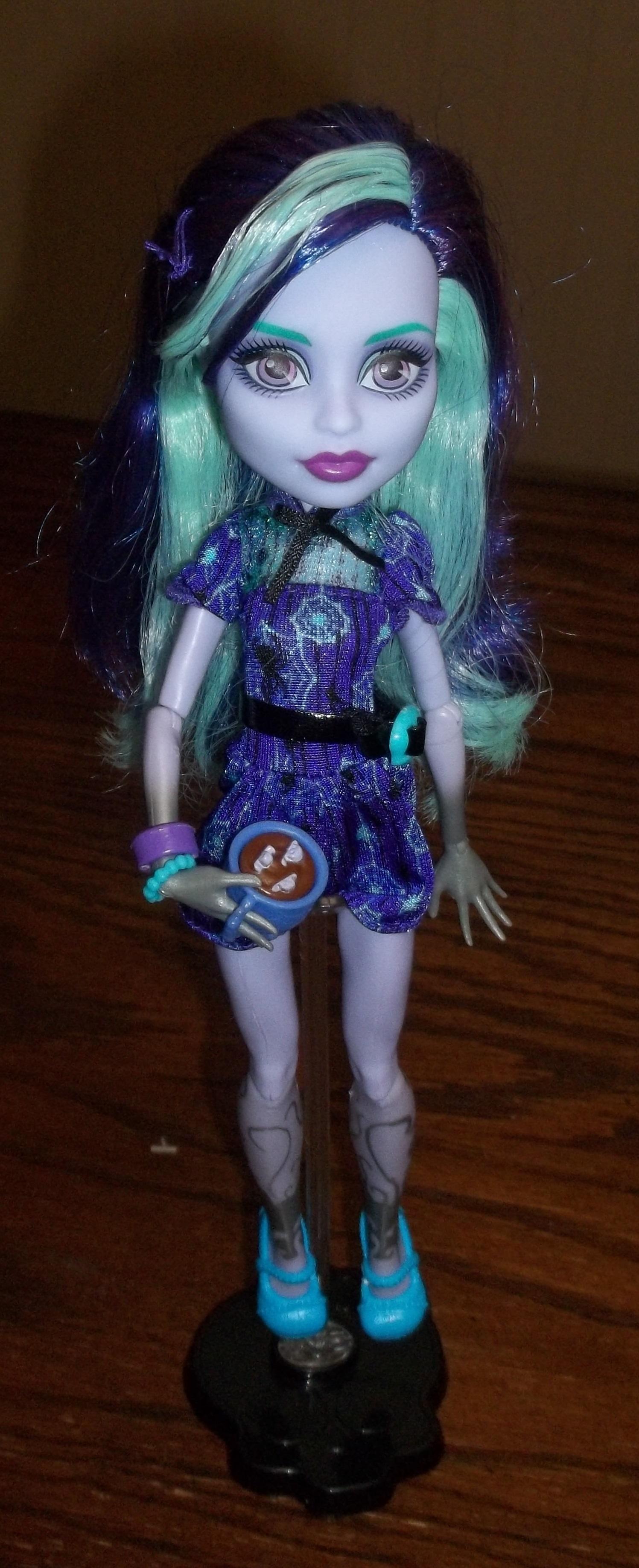 Coffin Bean Twyla Monster High