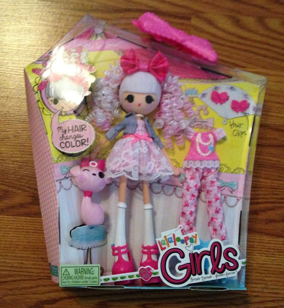 lalaloopsy girls suzette la sweet doll