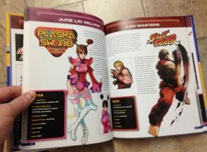 Capcom-Anniversary-30th-Capcom-character-encyclopedia-DK