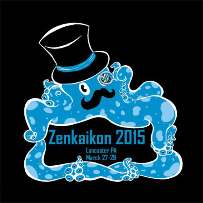 steampunk octopus zenkaikon 2015 lancaster pennsylvania anime convention