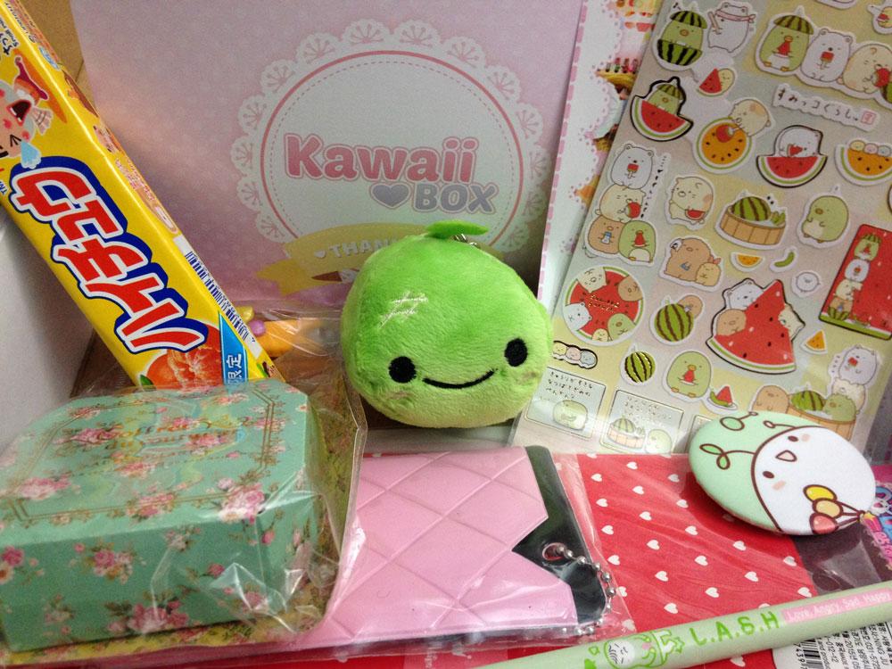 Kawaii Box! So Kawaii!!!