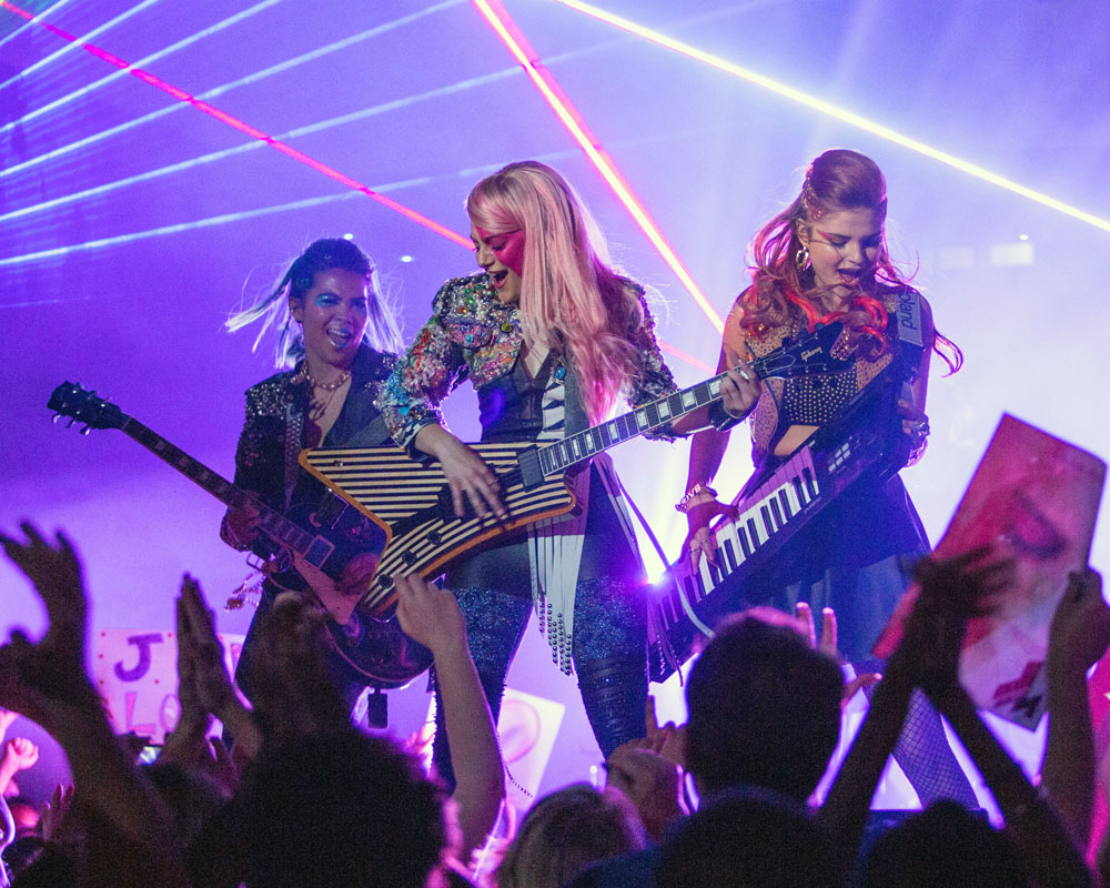 Jem and the Holograms Live-Action Movie Trailer