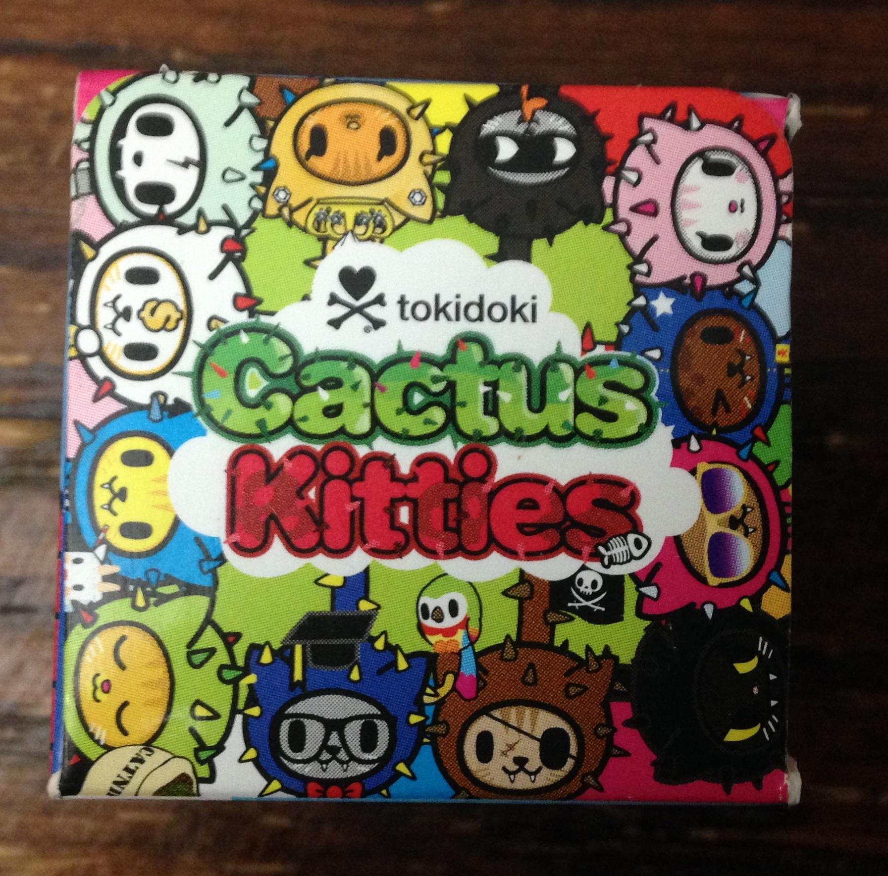 Tokidoki Cactus Kitties Blind Box Figure | D-Rezzed Pop ...  Tokidoki Cactus...