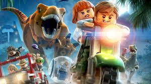 Jurassic-World-Game-LEGO-Set-Building