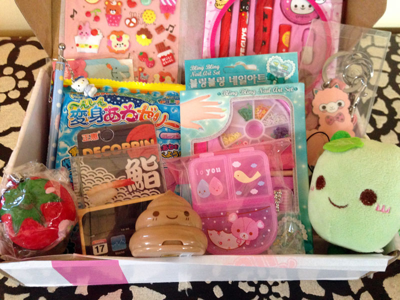 Kawaii Box July 2015