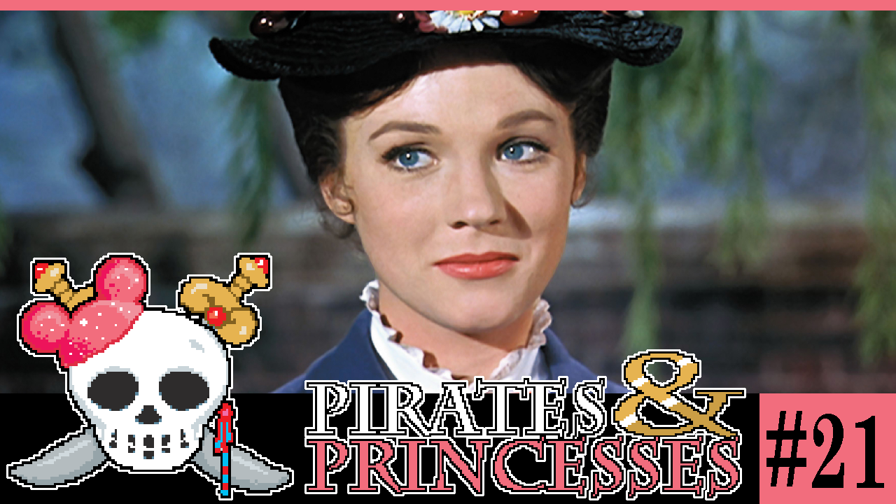 Disney Podcast #21 / Mary Poppins Sequel