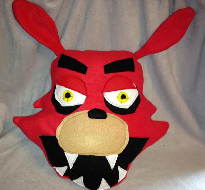FNAF Five Nights at Freddy's Foxy Plushie