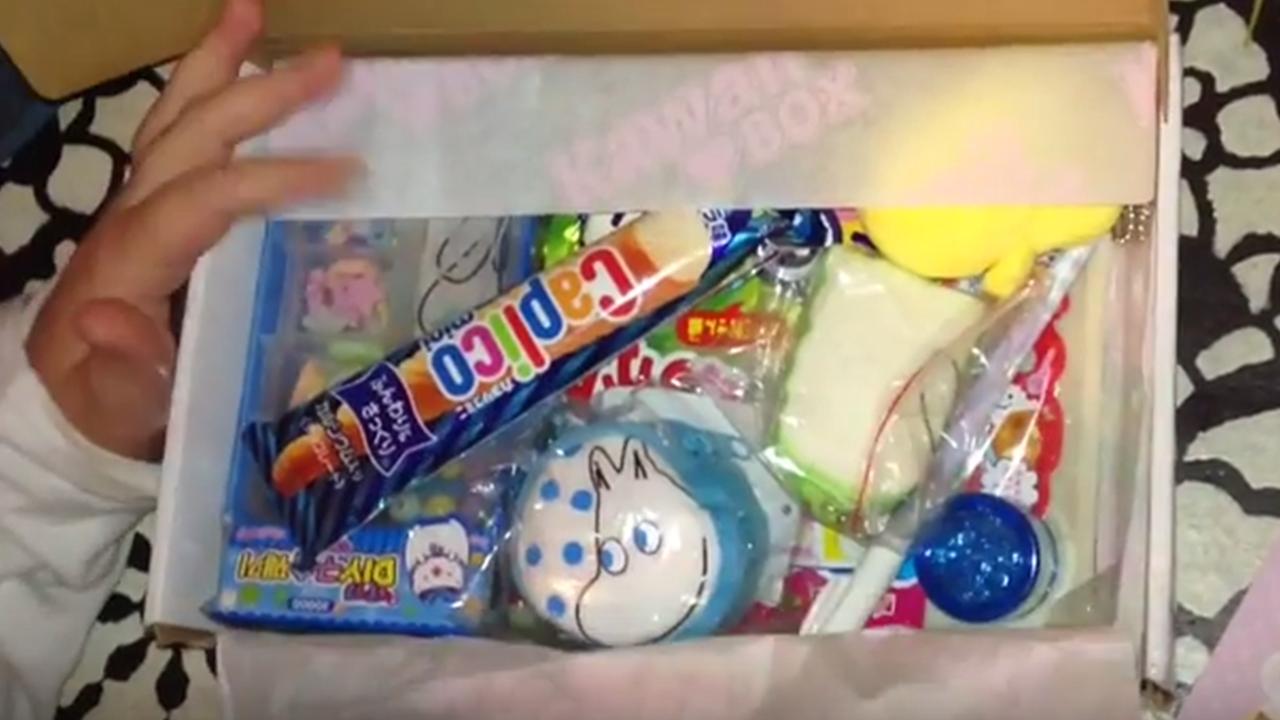 Kawaii Box October 2015 / September 2015