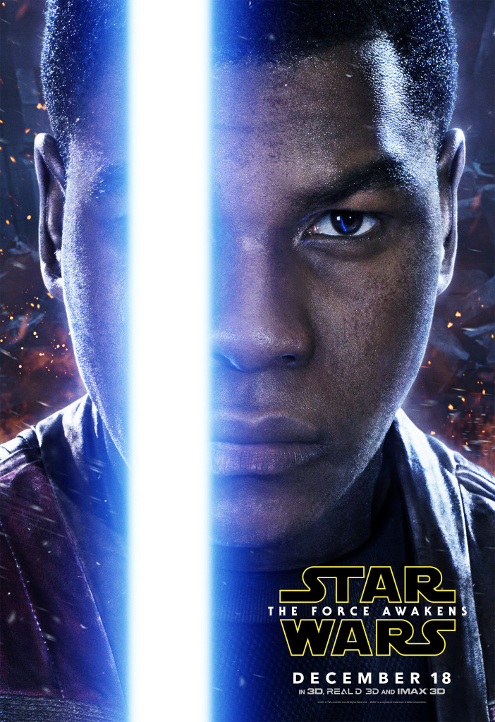 Finn - The Force Awakens