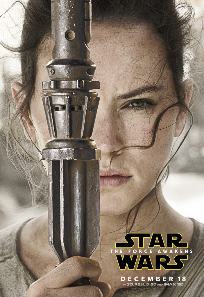 Rey - The Force Awakens