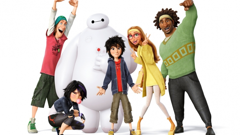 Big Hero 6 Series Disney XD
