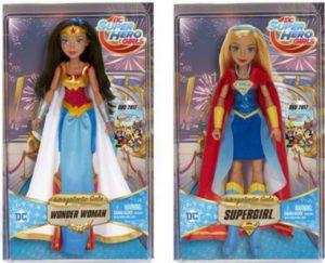 DC Superhero Girls #DC #superherogirls Intergalactic Gala Supergirl Wonder Woman Super girl