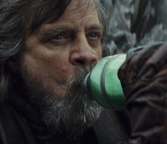 Star Wars Green Milk The Last Jedi