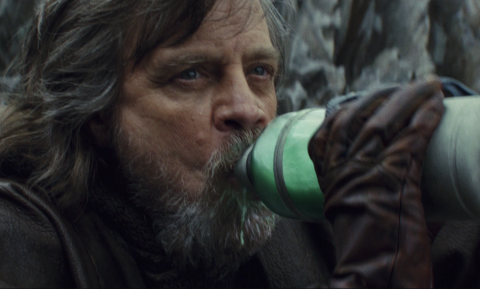 Star Wars Green Milk The Last Jedi
