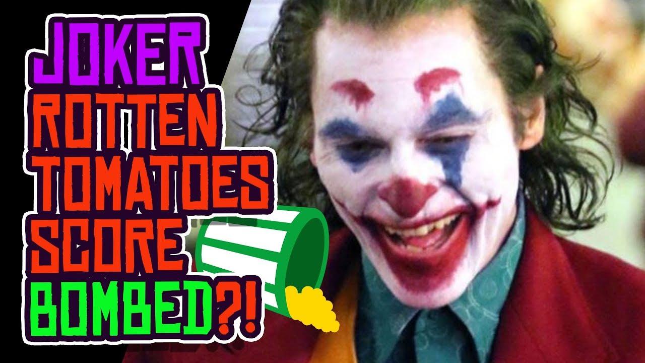 Reddit Joker Movie Controversy: JOKER Rotten Tomatoes Controversy! It's Captain Marvel Vs